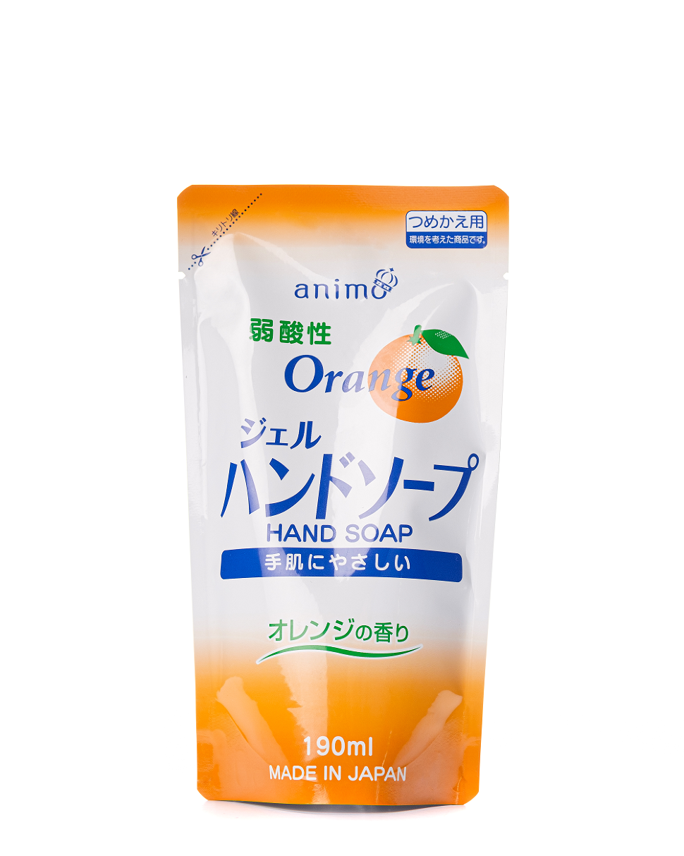 RS ANIMO liquid hand soap with light acids Refill